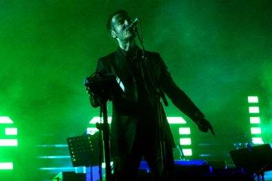 Massive Attack, Rock for People 08