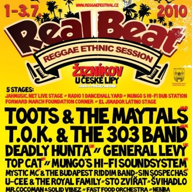 RealBeat Reggae Ethnic Session 2010