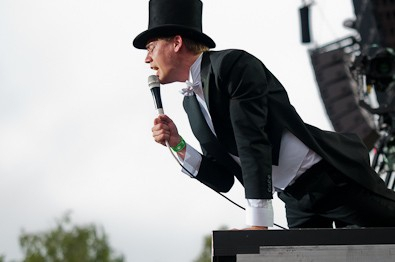 The Hives, Prague City Festival 11