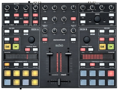 Novation: MIDI kontrolér