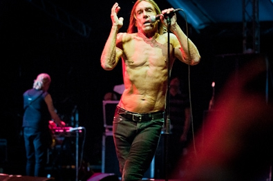 Iggy Pop and The Stooges, Trutnov 2011