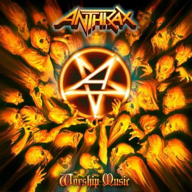 Anthrax - Worship Music