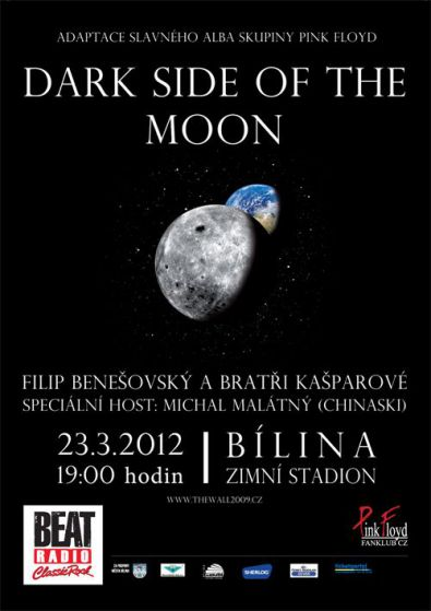 Dark Side of the Moon v Bílině