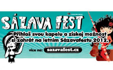 Sázavafest Battle 2012