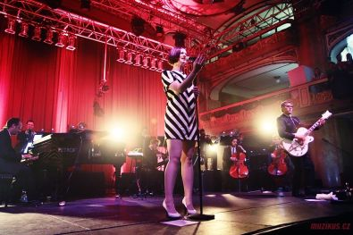 Hooverphonic with Orchestra, Praha, 5. 5. 12
