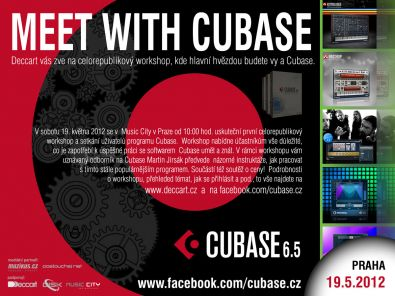 Meet With Cubase