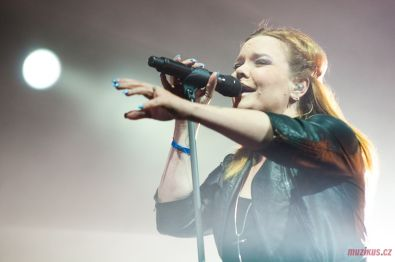 Nightwish, Masters of Rock, Vizovice, 12. - 15. 7. 12