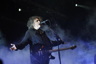The Cure, Optimus Alive 2012