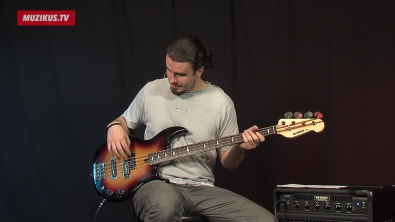 VIDEO: Yamaha BB2024 VSB (Vintage Sunburst)