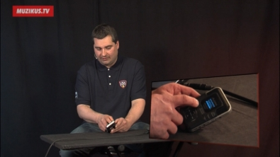 VIDEO: Alesis Palm Track