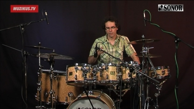 VIDEO: Sonor SQ2 Steve Smith Limited Edition
