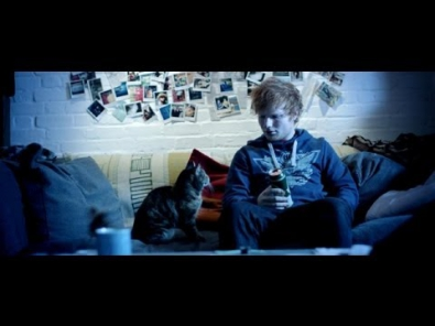 VIDEO: Ed Sheeran - Drunk