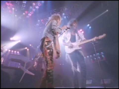 VIDEO: Bon Jovi - You Give Love A Bad Name