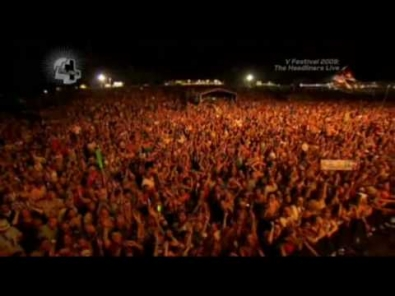 VIDEO: Keane - Somewhere Only We Know (živě, V Festival 2009)