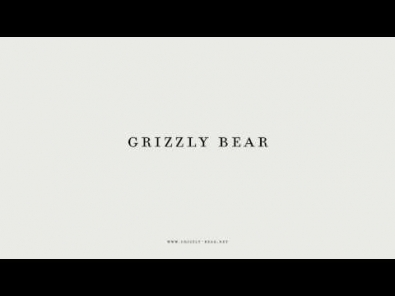VIDEO: Grizzly Bear - Sleeping Ute 