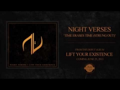VIDEO: Night Verses - Time Erases Time (Strung Out)