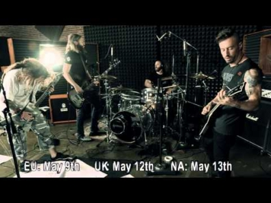 VIDEO: Killer Be Killed - Wings Of Feather And Wax, Face Down