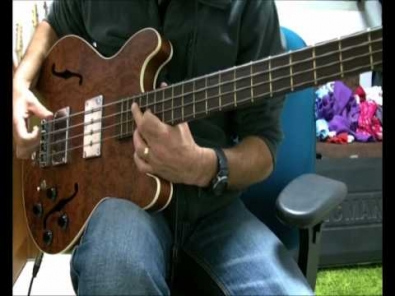 VIDEO: Warwick Star Bass II - Demo