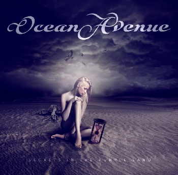 Ocean Avenue - Secrets in the purple sand - EP2011 - cover