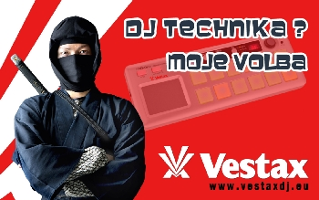 Events & support Vestax