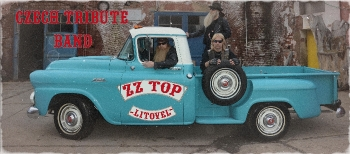 ZZ Top Litovel-Czech Tribute Band