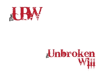 logo 2018 the UBW